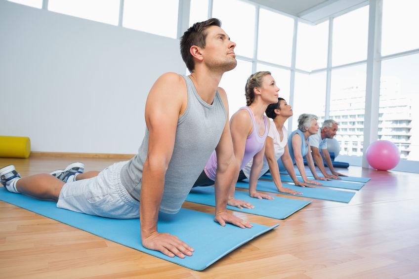 Cours Pilates collectifs mixte